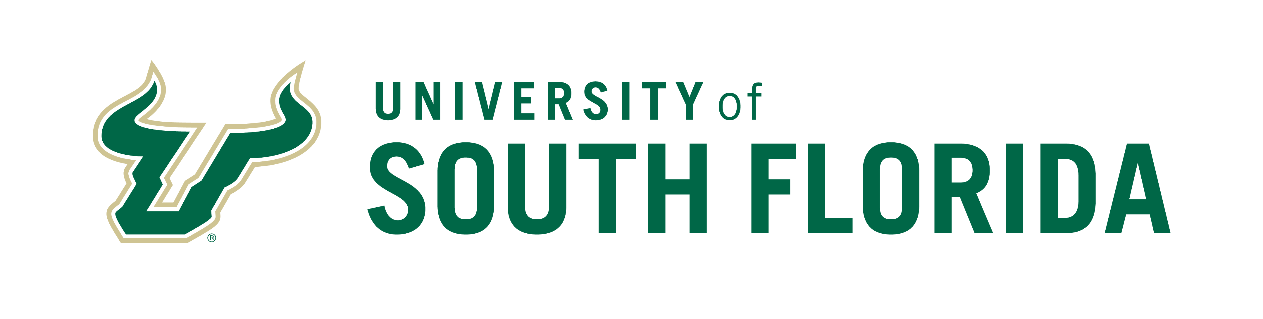 University of South Florida Header Logo