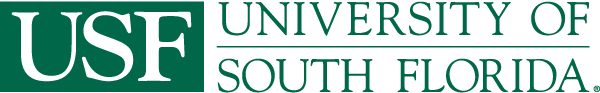 University of South Florida Footer Logo